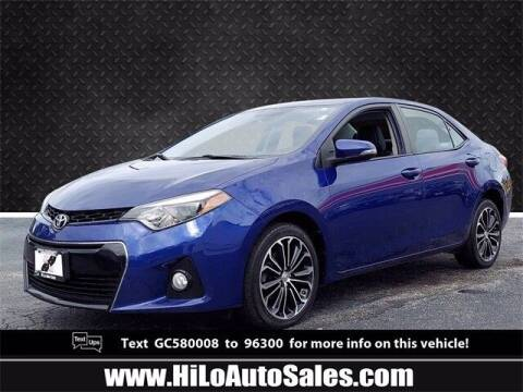 2016 Toyota Corolla for sale at BuyFromAndy.com at Hi Lo Auto Sales in Frederick MD