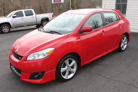 2009 Toyota Matrix for sale at Mayer Motors of Pennsburg - Green Lane in Green Lane PA