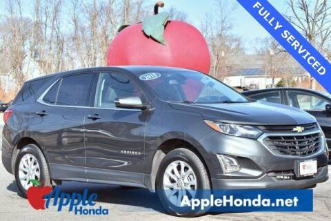 2018 Chevrolet Equinox for sale at APPLE HONDA in Riverhead NY