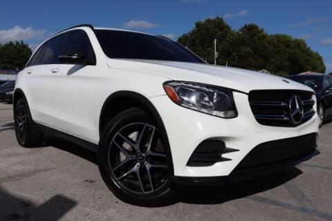 2017 Mercedes-Benz GLC for sale at OCEAN AUTO SALES in Miami FL