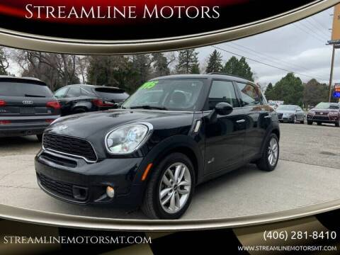 2012 MINI Cooper Countryman for sale at Streamline Motors in Billings MT