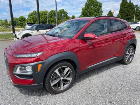 2018 Hyundai Kona for sale at Modern Automotive in Boiling Springs SC