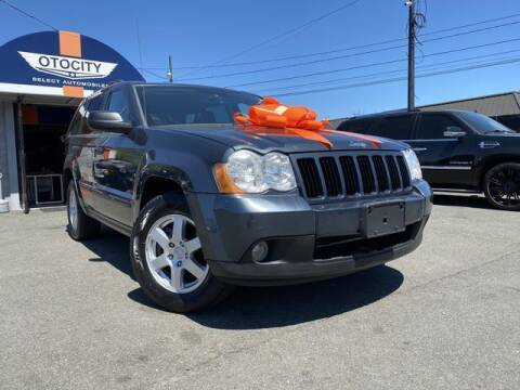 2008 Jeep Grand Cherokee for sale at OTOCITY in Totowa NJ