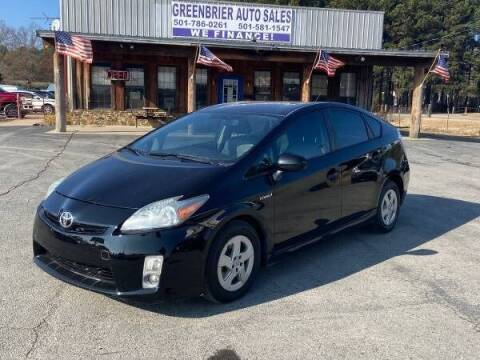 2011 Toyota Prius for sale at Greenbrier Auto Sales in Greenbrier AR