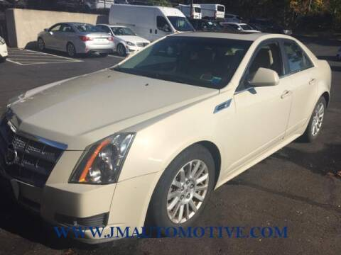 2010 Cadillac CTS for sale at J & M Automotive in Naugatuck CT