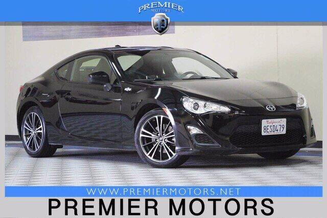 2015 Scion FR-S for sale at Premier Motors in Hayward CA