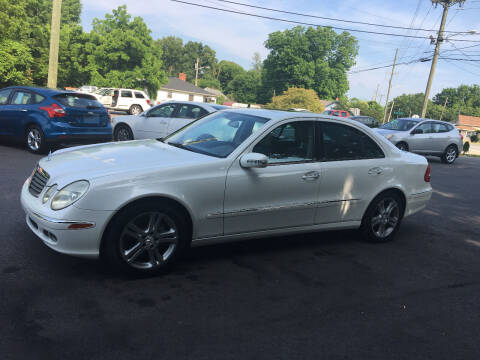 2006 Mercedes-Benz E-Class for sale at Diamond Auto Sales in Lexington NC