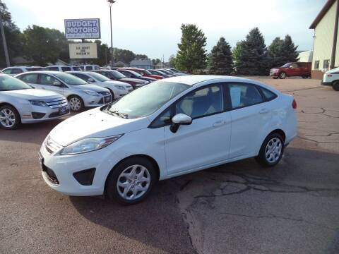 2013 Ford Fiesta for sale at Budget Motors in Sioux City IA