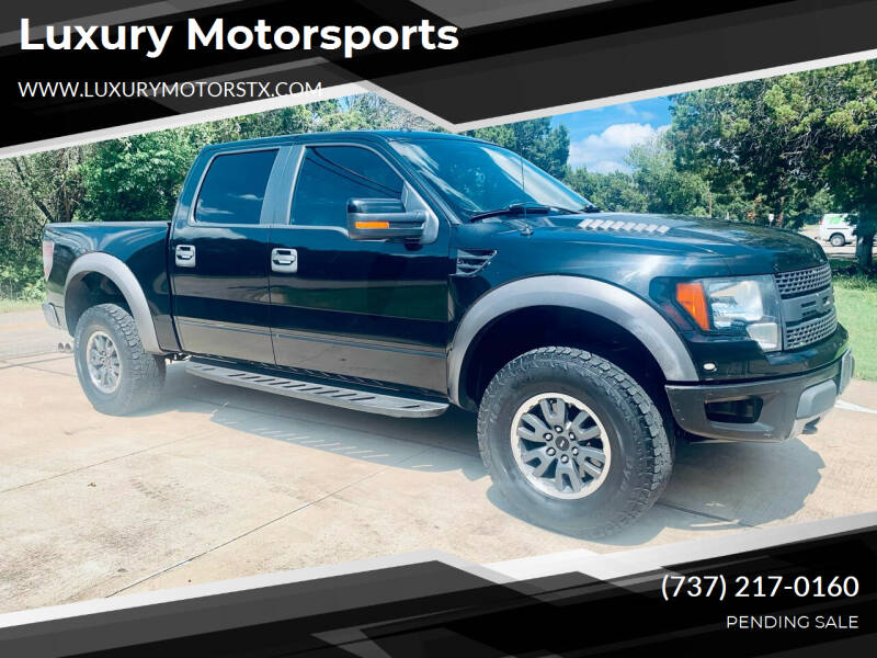 2011 Ford F-150 for sale at Luxury Motorsports in Austin TX
