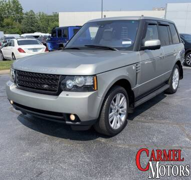 2012 Land Rover Range Rover for sale at Carmel Motors in Indianapolis IN