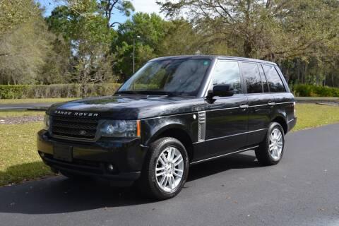 2011 Land Rover Range Rover for sale at GulfCoast Motorsports in Osprey FL