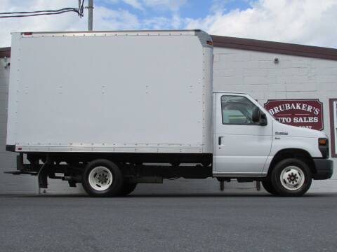2014 Ford E-Series Chassis for sale at Brubakers Auto Sales in Myerstown PA