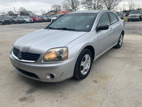 2007 Mitsubishi Galant for sale at Bayou Motors Inc in Houma LA