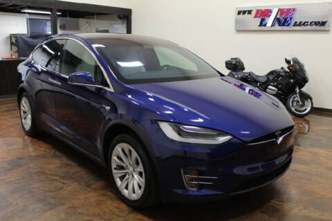 2017 Tesla Model X for sale at Driveline LLC in Jacksonville FL