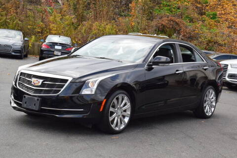 2016 Cadillac ATS for sale at Automall Collection in Peabody MA
