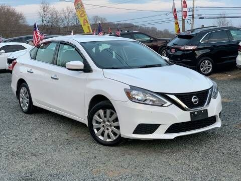 2017 Nissan Sentra for sale at A&M Auto Sales in Edgewood MD