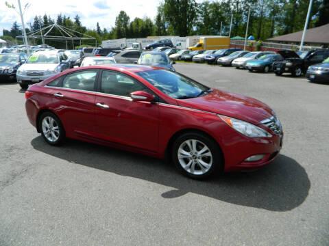 2011 Hyundai Sonata for sale at J & R Motorsports in Lynnwood WA