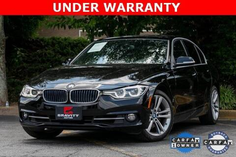 2018 BMW 3 Series for sale at Gravity Autos Atlanta in Atlanta GA