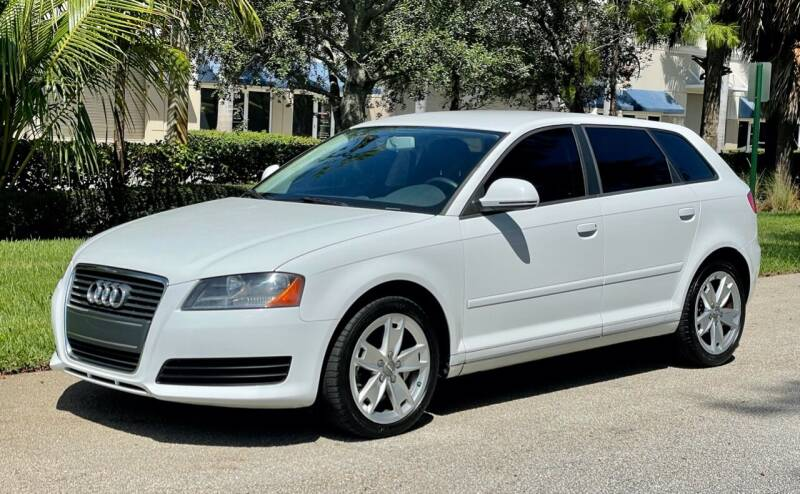 2009 Audi A3 for sale at VE Auto Gallery LLC in Lake Park FL