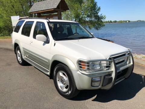 1999 Infiniti QX4 for sale at Affordable Autos at the Lake in Denver NC