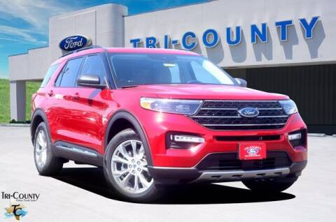 2020 Ford Explorer for sale at TRI-COUNTY FORD in Mabank TX