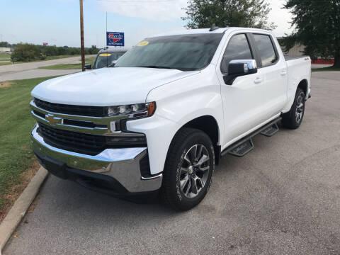 2020 Chevrolet Silverado 1500 for sale at RT Auto Center Missouri in Palmyra MO