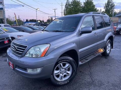 2007 Lexus GX 470 for sale at Real Deal Cars in Everett WA
