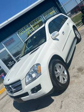 2009 Mercedes-Benz GL-Class for sale at Car Barn of Springfield in Springfield MO