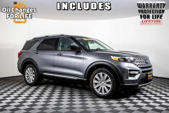 2021 Ford Explorer Hybrid for sale in Sumner, WA
