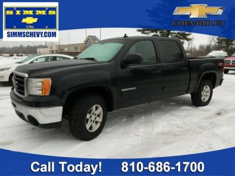 2010 GMC Sierra 1500 for sale at Aaron Adams @ Simms Chevrolet in Clio MI
