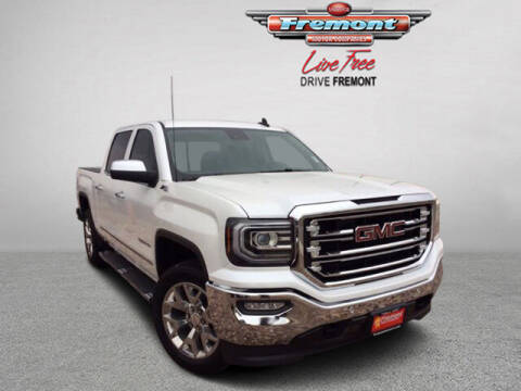 2018 GMC Sierra 1500 for sale at Rocky Mountain Commercial Trucks in Casper WY