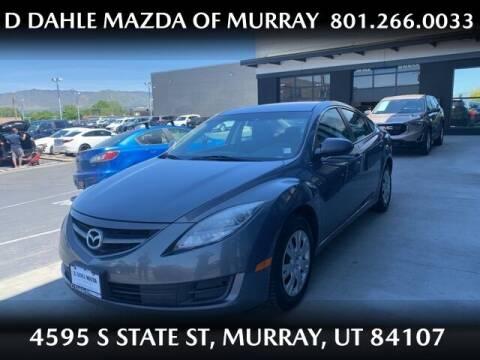2010 Mazda MAZDA6 for sale at D DAHLE MAZDA OF MURRAY in Salt Lake City UT