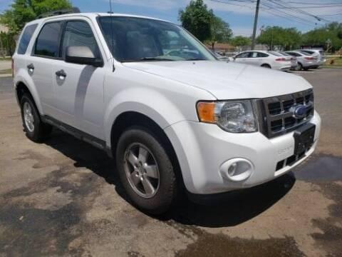 2012 Ford Escape for sale at Marx Auto Sales in Livonia MI