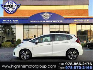 2018 Honda Fit for sale at Highline Group Motorsports in Lowell MA