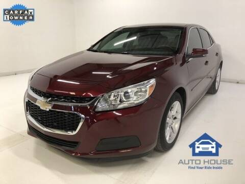 2016 Chevrolet Malibu Limited for sale at AUTO HOUSE PHOENIX in Peoria AZ