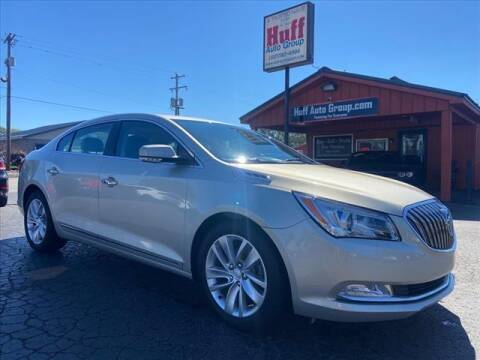 2015 Buick LaCrosse for sale at HUFF AUTO GROUP in Jackson MI