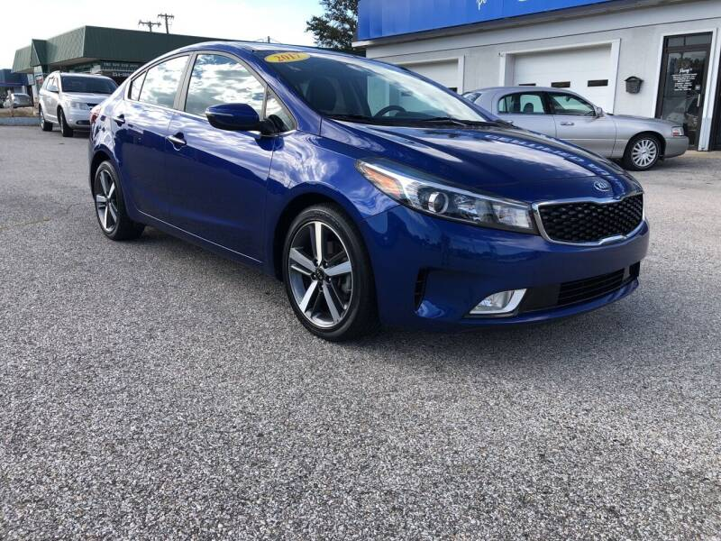 2017 Kia Forte for sale at Perrys Certified Auto Exchange in Washington IN