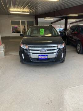 2013 Ford Edge for sale at Anderson Motors in Scottsbluff NE