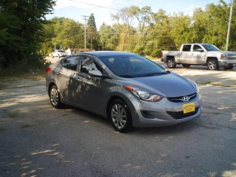 2012 Hyundai Elantra for sale at BestBuyAutoLtd in Spring Grove IL