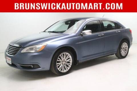 2011 Chrysler 200 for sale at Brunswick Auto Mart in Brunswick OH