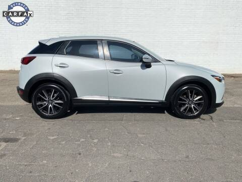 2016 Mazda CX-3 for sale at Smart Chevrolet in Madison NC