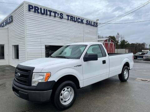 2014 Ford F-150 for sale at Pruitt's Truck Sales in Marietta GA