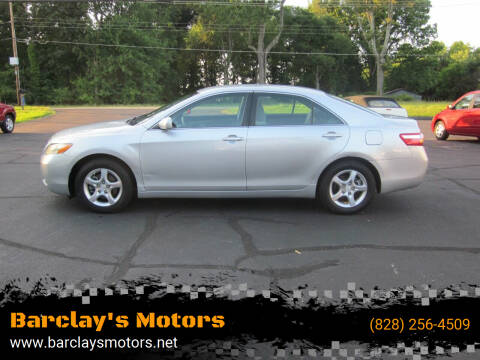 2007 Toyota Camry for sale at Barclay's Motors in Conover NC