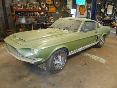 1968 Ford Shelby GT350 for sale at Classic Car Deals in Cadillac MI