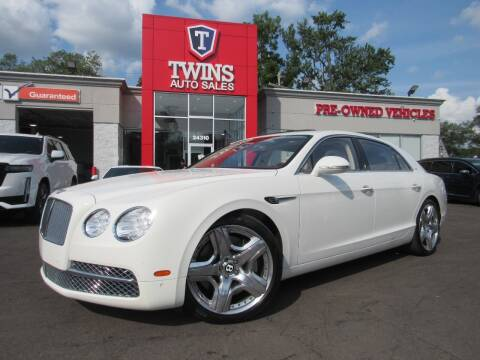 2015 Bentley Flying Spur for sale at Twins Auto Sales Inc - Detroit in Detroit MI