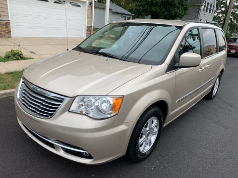 2012 Chrysler Town and Country for sale at Jordan Auto Group in Paterson NJ