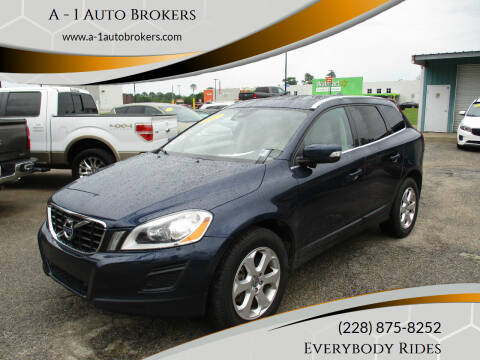 2013 Volvo XC60 for sale at A - 1 Auto Brokers in Ocean Springs MS