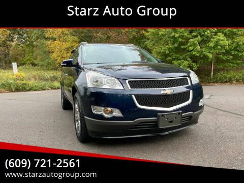 2012 Chevrolet Traverse for sale at Starz Auto Group in Delran NJ