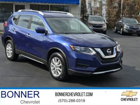 2017 Nissan Rogue for sale at Bonner Chevrolet in Kingston PA