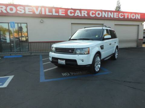 2011 Land Rover Range Rover Sport for sale at ROSEVILLE CAR CONNECTION in Roseville CA
